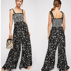 FREE PEOPLE COLOR MY WORLD ONE-PEICE JUMPSUIT